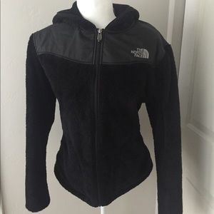 The North face flace jacket